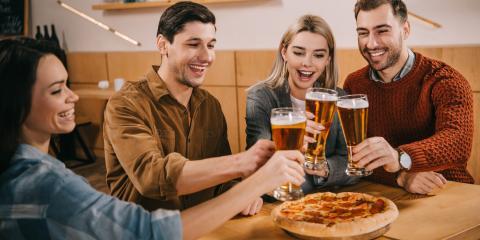 A History of Pizza, Whitehall, Pennsylvania