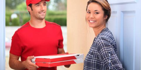 A Brief Guide to Tipping Pizza Delivery Drivers, Greece, New York