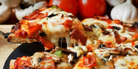 Fun Facts You Didn't Know About Pizza, Greece, New York