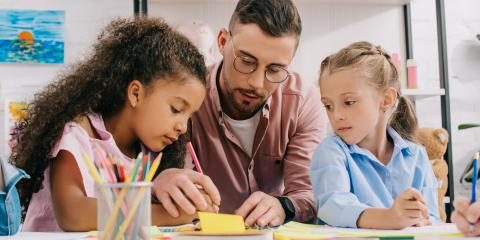How Your Child Benefits from Attending Preschool , Plainville, Connecticut