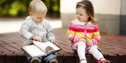 How Print Books Advance Early Child Development, Plainville, Connecticut
