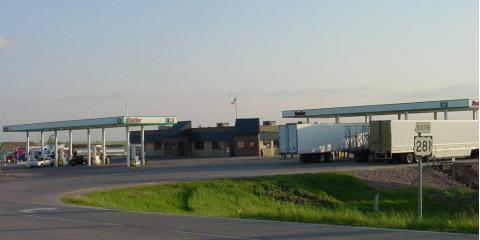 MARCH on in to your COFFEE CUP FUEL STOP!!, Vivian, South Dakota