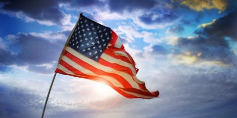 The History of the American Flag, Plano, Texas