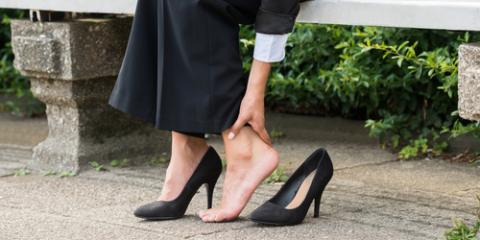 What's the Difference Between Plantar Fasciitis & Heel Spurs?, Lexington-Fayette, Kentucky