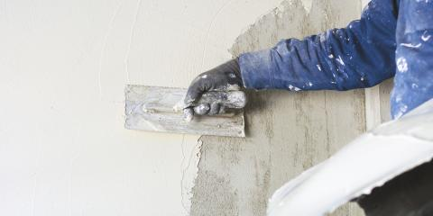 3 Tips to Ensuring You Choose the Right Plaster Repair Contractor, Colerain, Ohio