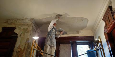 Old World Plastering to Perform Plaster Repair at Veraestau Historic Site , Colerain, Ohio