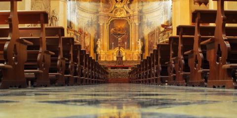 Old World Plastering Brings New Life to St. Joseph Church, Colerain, Ohio