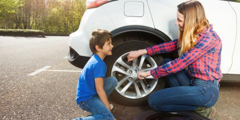 4 Causes for a Blown Tire, ,
