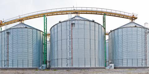 A Brief History of Grain Elevator Construction, Platteville, Wisconsin
