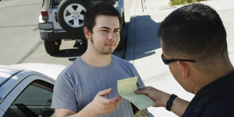 What to Do If You're Cited for a Traffic Violation, Platteville, Wisconsin