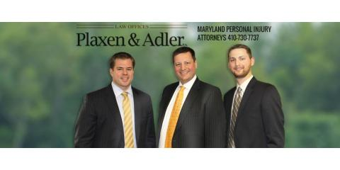 Plaxen & Adler, Attorneys, Services, Columbia, Maryland