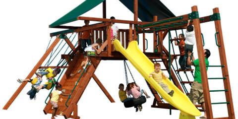 State Fair Special: 40% off Backyard Adventures Play Sets , Urbandale, Iowa