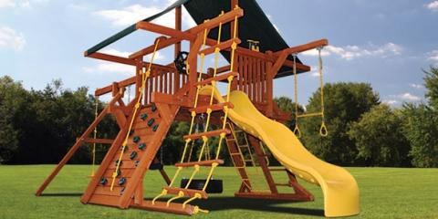 $199 Playset Delivery and Installation, Ballwin, Missouri