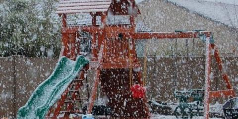 3 Ways to Winterize Your Wooden Playset, Urbandale, Iowa
