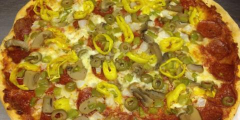 Plaza Pizza, Pizza, Restaurants and Food, Newark, Ohio