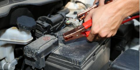 How the Winter Can Impact Your Car Battery, Barkhamsted, Connecticut