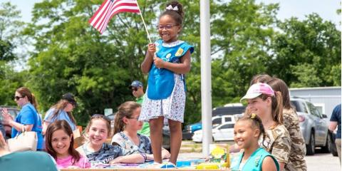 A Guide to the 6 Levels of Girl Scouts, Pleasantville, New York