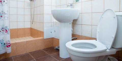 4 Troubleshooting Tips for a Clogged Toilet, Bedford Heights, Ohio