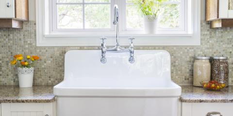 3 Kitchen Sink Problems Easily Fixed By a Plumber, Mebane, North Carolina