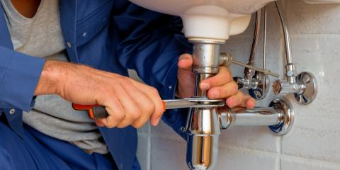 When to Call a Plumber for a Clogged Drain, Batavia, New York