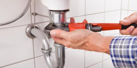 3 Signs It's Time to Call a Plumber, Rocky Hill, Connecticut
