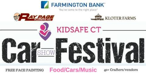 Join Vernon's Top Plumbers at KIDSAFE CT Car Show Festival 2017, Vernon, Connecticut