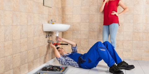 Why Use a Licensed Plumber for Your Bathroom Remodeling Project?, Columbia, Missouri