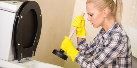 4 FAQ About Clogged Toilets, Canandaigua, New York