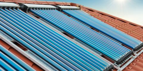 Plumbing Professionals List 3 Benefits of Solar Water Heating, Spanish Fort, Alabama