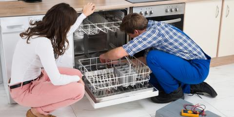 3 Signs Your Dishwasher Water Line May Need to Be Replaced, Bristol, Connecticut