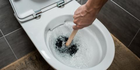 3 Important Steps to Take When a Toilet Overflows, Ontario, New York