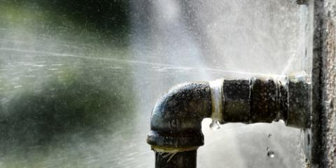 Plumbing Repair Experts Explain How to Shut Off Your Water Main, Norwood, Ohio