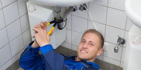 4 Common Plumbing Repairs, Hastings, Nebraska