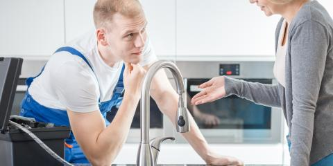 4 Signs It's Time to Have Your Old Plumbing Inspected, Eagan, Minnesota