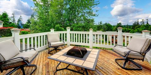 4 Safety Tips for Building a Deck, Stayton, Oregon