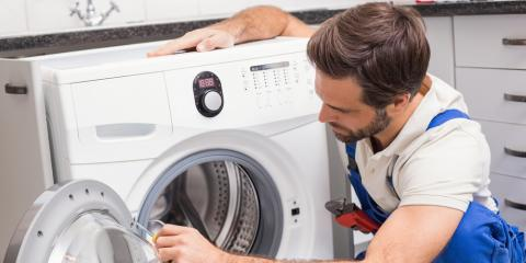 Plumbing Gurus Share 5 Signs Your Washing Machine Needs Repairs, Watauga, Texas