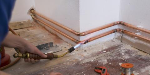 Why Copper Pipes Are Better for Your Plumbing System Than Galvanized Steel, Waialua, Hawaii