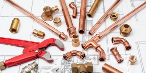 Plumbing Contractors Talk Copper vs. Plastic Pipes, Waynesboro, Virginia