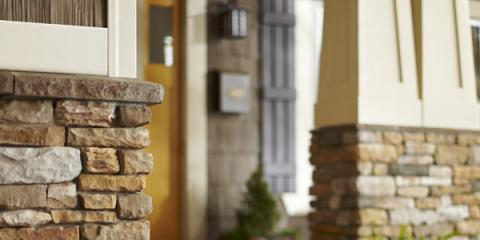 3 Reasons Why Your Home's Building Supplies List Must Include Ply Gem Stone® Veneer, Dayton, Ohio