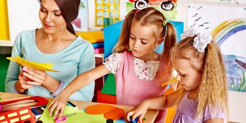 How Arts & Crafts Are Key Parts of Early Learning, Plymouth, Michigan