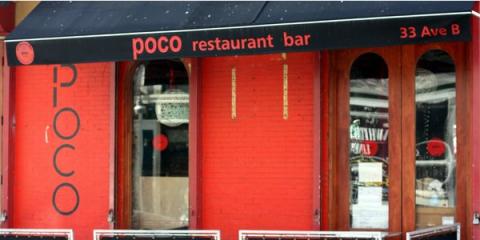Poco NYC, Tapas Restaurant, Restaurants and Food, New York, New York