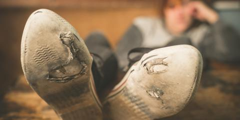 5 Signs You Need New Shoes, Russellville, Arkansas
