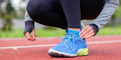 5 Sports Injuries That Cause Foot Pain, St. Peters, Missouri