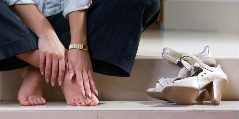Podiatrist Explains How to Live With High Arches, Greece, New York