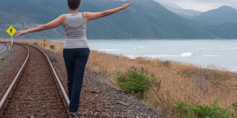 A Podiatrist's Top 3 Ways to Improve Your Balance, Wyoming, Ohio