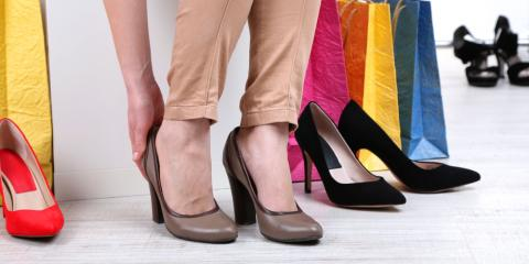 Podiatrist Explains How to Find a Good-Fitting Pair of Shoes, Taylor Creek, Ohio