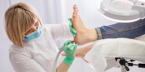 What is a Lisfranc Injury?, High Point, North Carolina