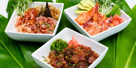 Hawaiian Poke vs. Sushi: What's the Difference?, Honolulu, Hawaii
