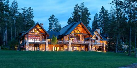 The Top 3 Reasons to Build a Custom Home, Whitefish, Montana