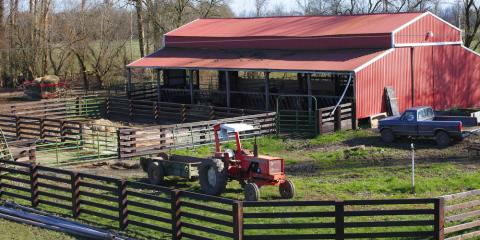 3 Steps for Preparing a Site for Pole Barn Construction, Savannah, Tennessee